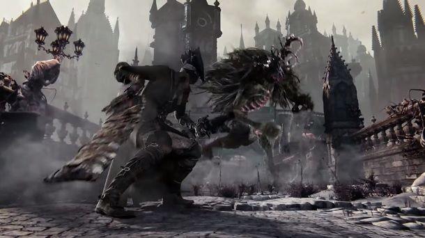 Bloodborne PlayStation Now