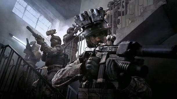 Call of Duty Modern Warfare Migliori Sparatutto PS4