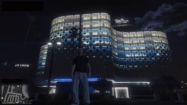 Casinò e Resort Diamond GTA Online