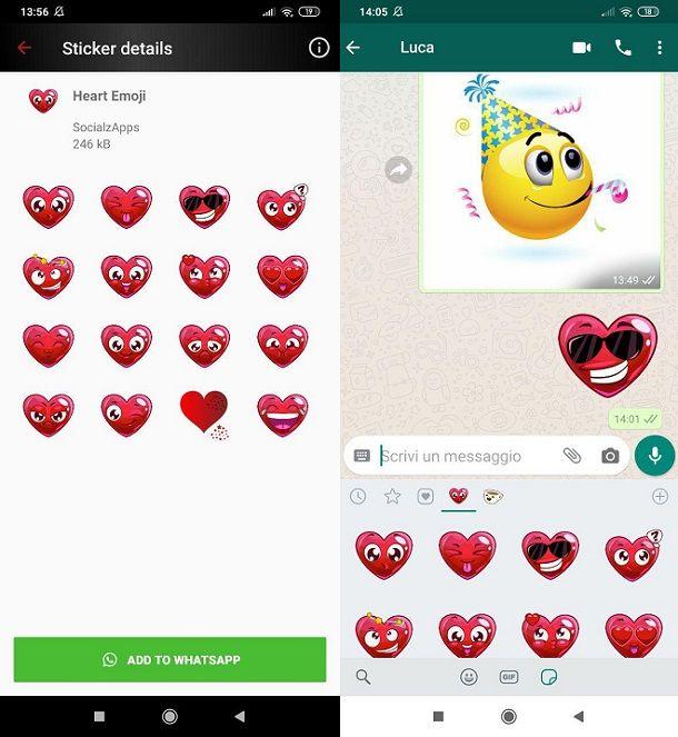 Come cambiare Emoji su Android