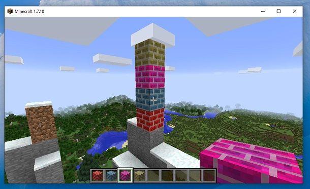 Come si fanno i mattoni su Minecraft