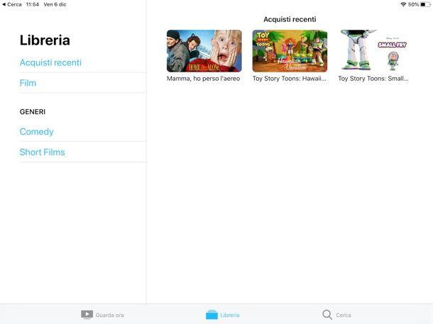 App TV iPad
