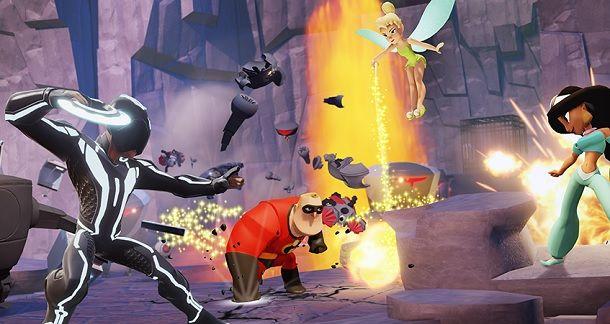 Disney Infinity 3 Migliori giochi Wii U
