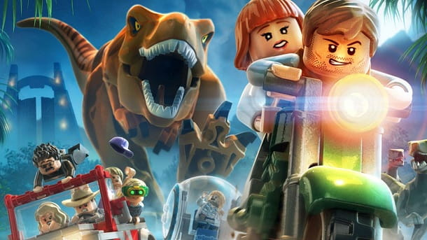 LEGO Jurassic World Migliori giochi 3DS