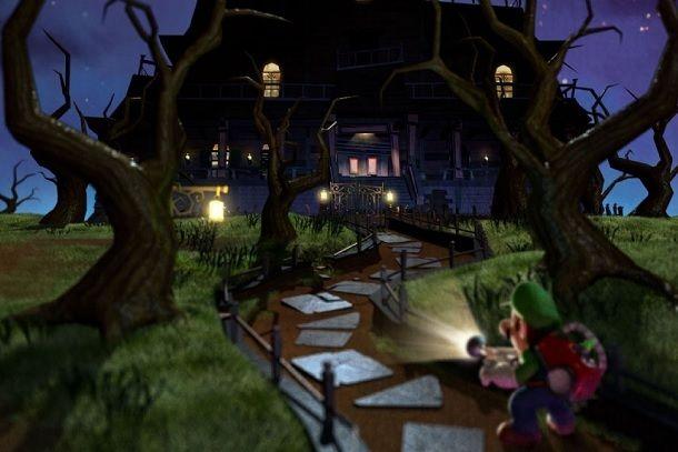 Luigi Mansion 2 Migliori giochi 3DS