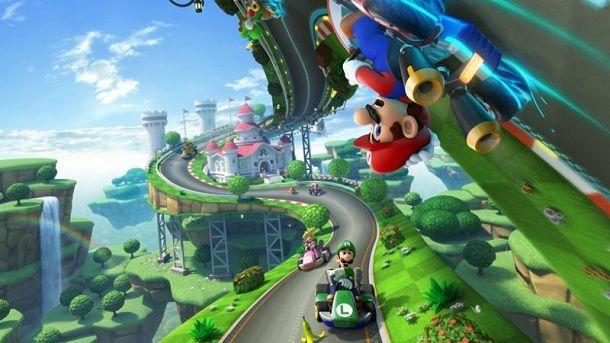 Mario Kart 8 Migliori giochi Wii U