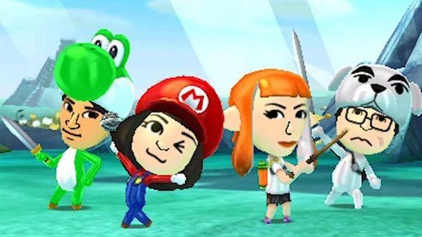 Miitopia Migliori giochi 3DS