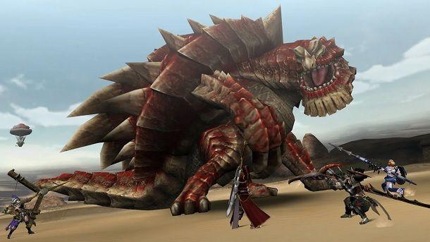 Monster 4 Ultimate Migliori giochi 3DS