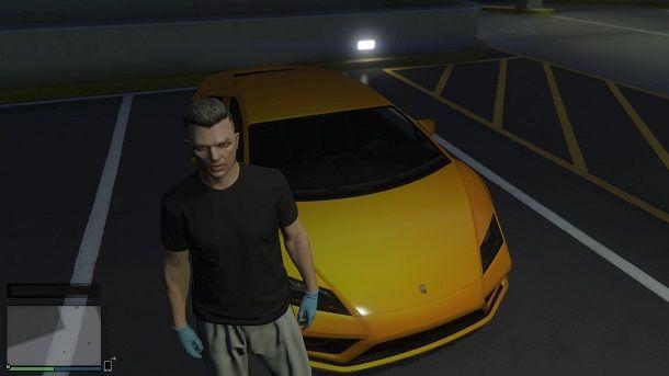 Ottenere macchina casinò GTA Online