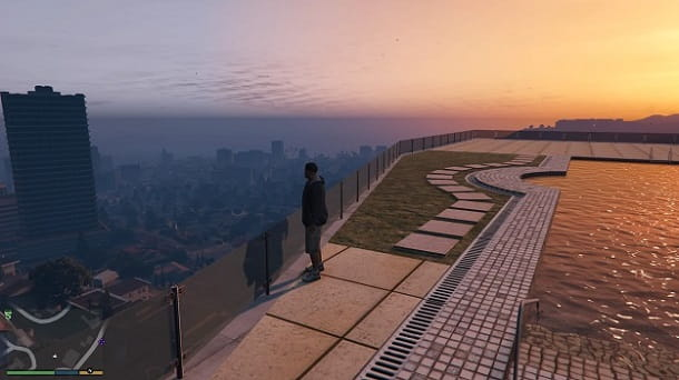 Panorama GTA offline