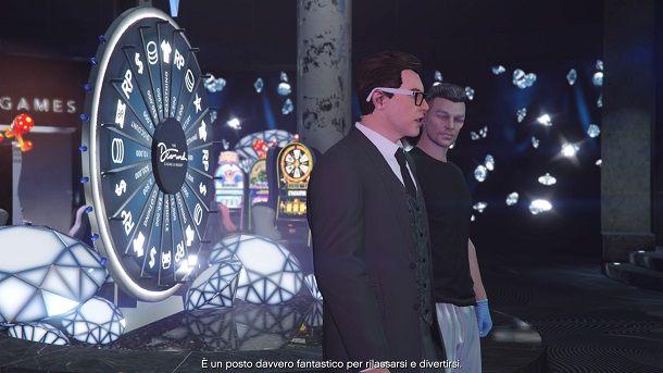 Presentazione Casinò GTA Online