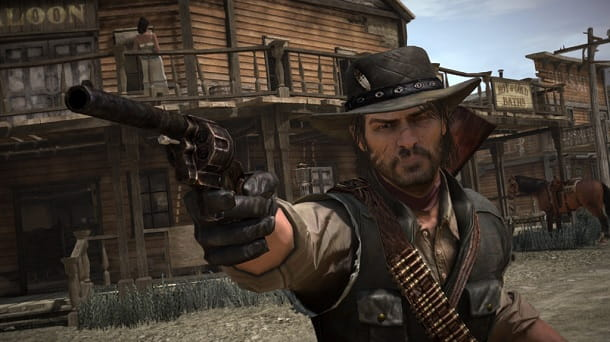Red Dead Redemption PlayStation Now