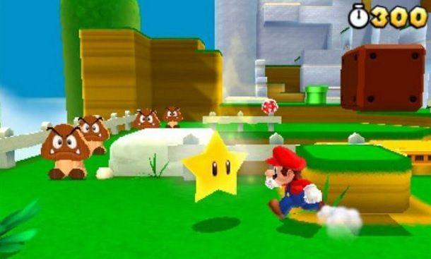 Super Mario 3D Land Migliori giochi 3DS