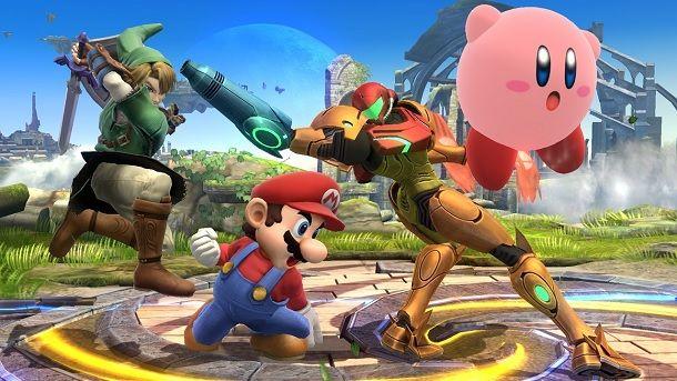 Super Smash Bros 3DS Migliori giochi