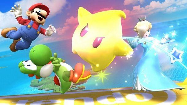 Super Smash Bros Wii U Migliori giochi