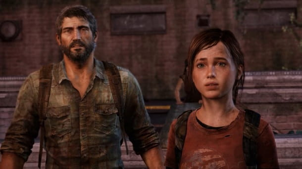 The Last of Us PlayStation Now