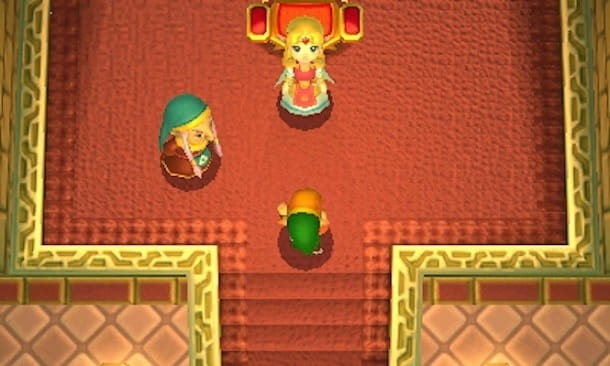 The Legend of Zelda A Link Between Two Worlds Migliori giochi 3DS