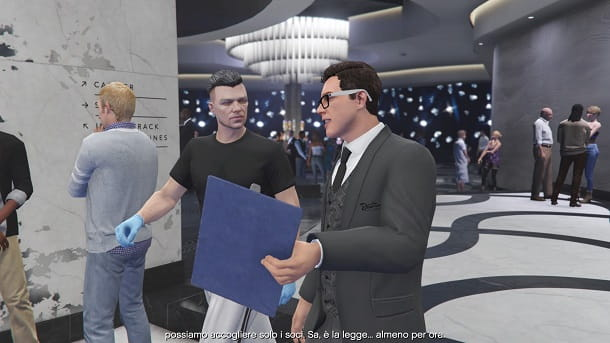 Tom Connors GTA Online