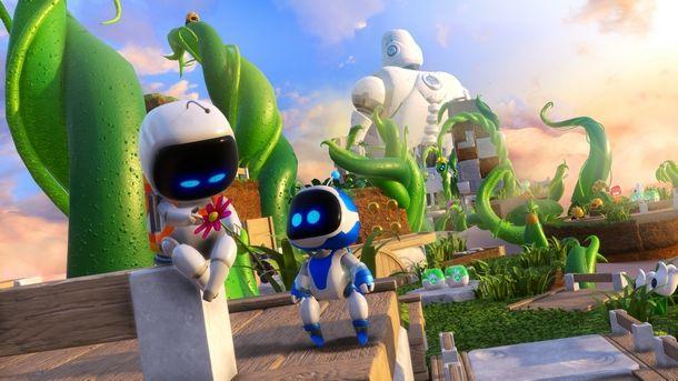 Astro Bot per PS4 è uno dei migliori titoli VR