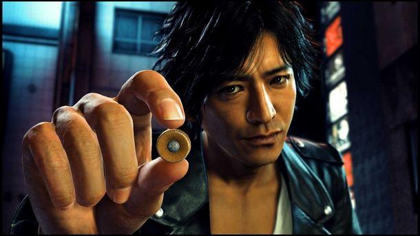 Investigazione e noir giapponese con Judgment PS4