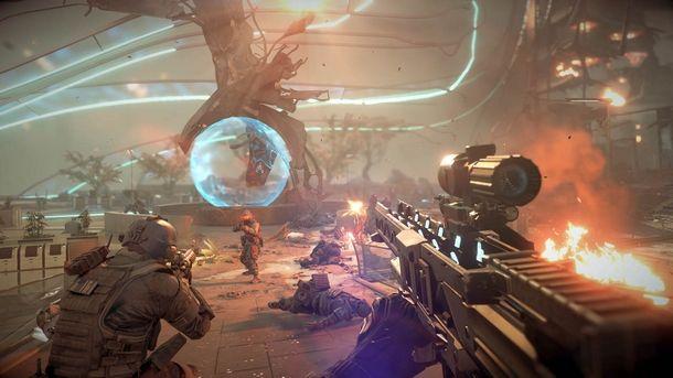 Killzone: Shadow Fall è lo sparatutto di debutto di PS4