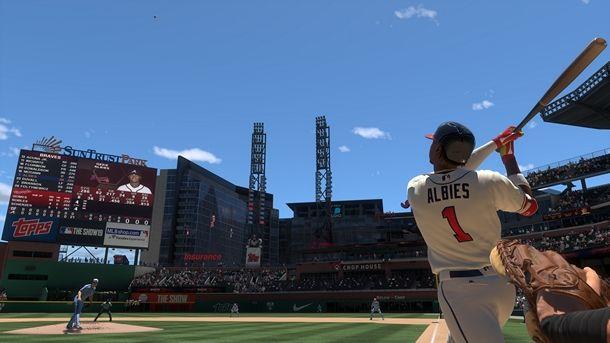 Il più bel gioco di baseball è esclusiva PS4
