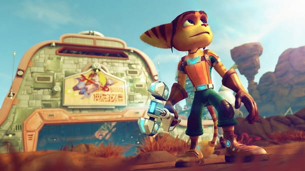 Ratchet and Clank ritorna su PS4