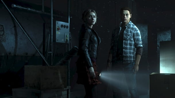 L'orrore da teen movie su PS4 è Until Dawn
