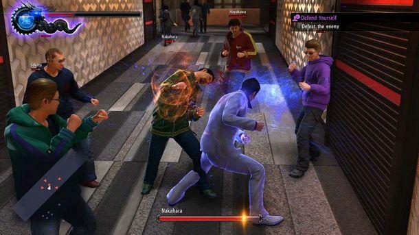 L'intramontabile Yakuza è esclusiva PS4