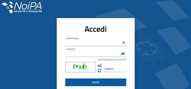 Come scaricare busta paga INPS online