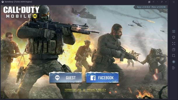 Come scaricare Call of Duty Mobile su PC Windows