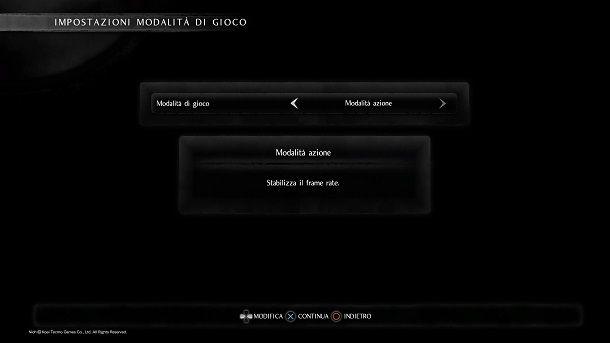 60 FPS Nioh PS4