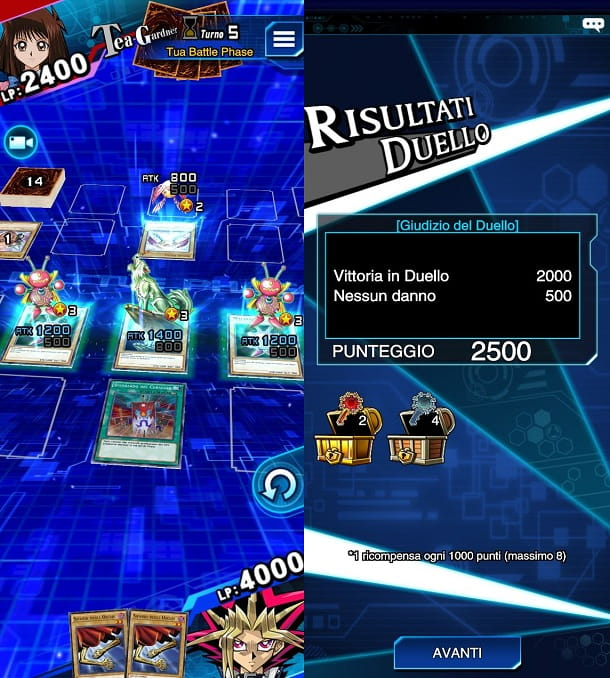 Duello Yu-Gi-Oh Duel Links
