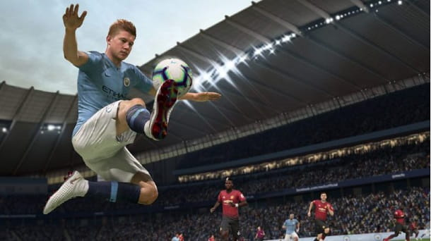 Kevin De Bruyne FIFA