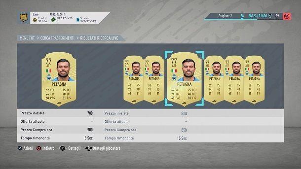 Mercato FIFA