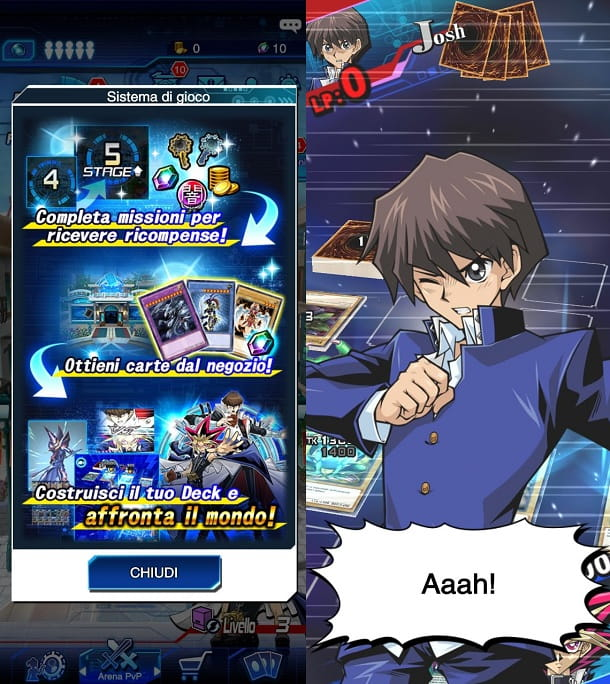 PvE Yu-Gi-Oh Duel Links