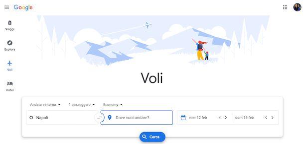 Google Voli