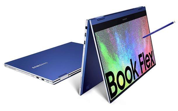 Notebook convertibili