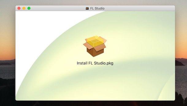 Installare FL Studio su Mac