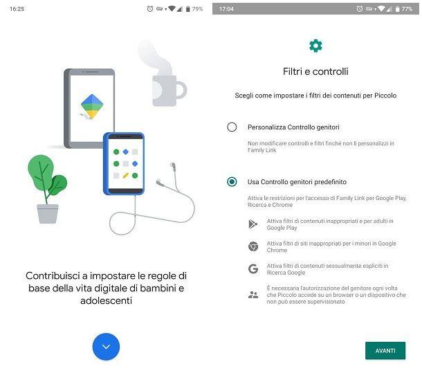 Come vedere il tempo di utilizzo Android