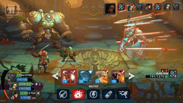 Battle Chasers riporta in auge gli RPG a turni