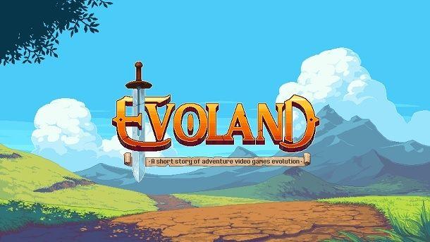 Evoland: Un bellissimo omaggio all'evoluzione degli RPG