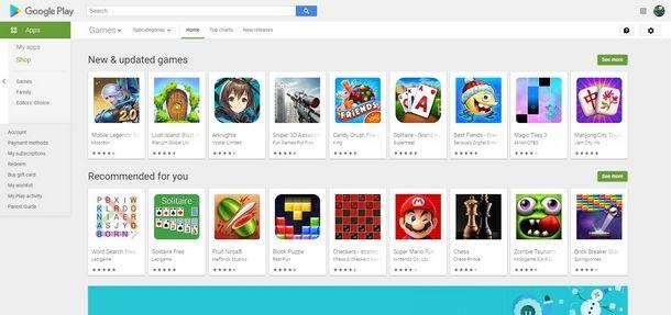 Cosa sapere prima di scaricare i giochi Android