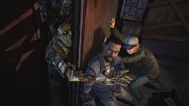 L'orrore di The Walking Dead è anche un'imperdibile avventura grafica