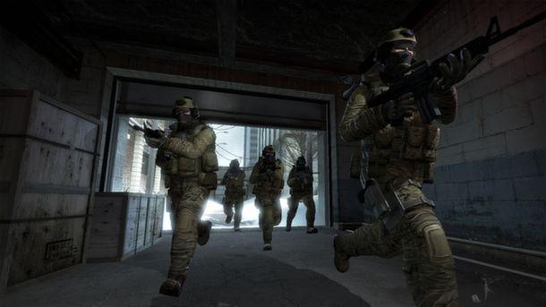 Counter Strike è tra i titoli più giocati su Steam!