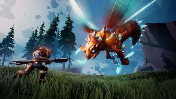 La caccia è free to play in Dauntless!