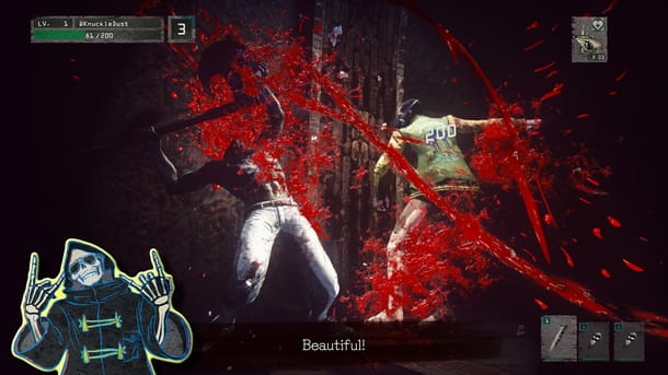 L'eccentrico LET IT DIE è free to play su PC