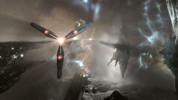 Lo spazio infinito di EVE Online è free to play!