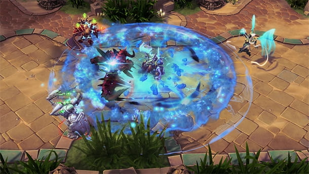 Tutti i successi Blizzard sono in Heroes of the Storm