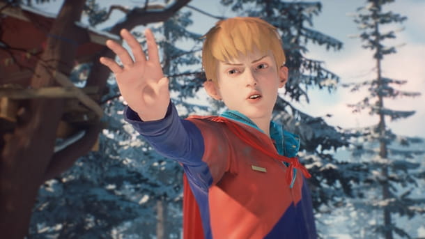 Avventura grafica 3D free to play con Captain Spirit